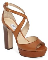 Jimmy Choo Women's April Platform Sandal
