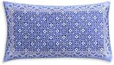 Cupcakes And Cashmere Blue Frame Decorative Pillow, 13 x 23
