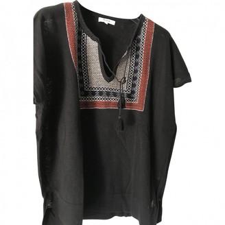 Madewell Black Linen Top for Women