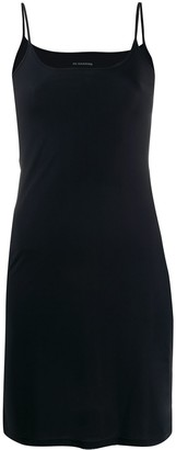 Jil Sander spaghetti straps dress