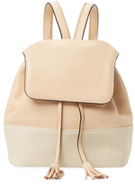 Rebecca Minkoff Mansfield Small Mixed Media Backpack