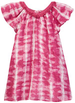 Jessica Simpson Printed Woven Crepe Dress (Toddler & Little Girls)