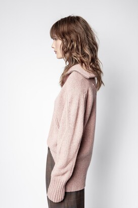 Zadig & Voltaire Clessy Cachemire Sweater