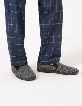 Marks and Spencer Textured Slippers