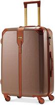 "Hartmann Herringbone Luxe Hardside 26"" Medium Journey Spinner Suitcase"