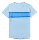Orlebar Brown Harry Slim-Fit Striped Slub Cotton-Jersey T-Shirt