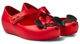 Mini Melissa Red Disney Mini Mouse Shoes