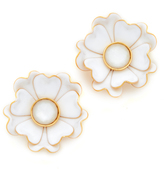 Kate Spade Bright Blossom Flower Stud Earrings