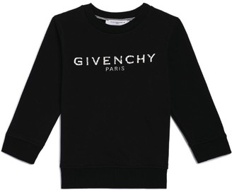 Givenchy Kids Logo Sweatshirt