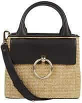 Claudie Pierlot Small Suede Bucket Bag