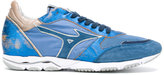 Mizuno Wave Sirius sneakers - men - Cotton/Leather/Polyester/rubber - 39