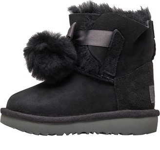 UGG Toddler Girls Gita Boots Black