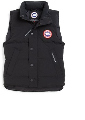Canada Goose Little Kid's & Kid's Down-Filled Vest