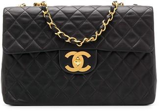 Chanel Pre-Owned 1995 Jumbo 2.55 chain shoulder bag