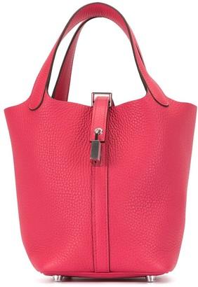 Hermes 2019 pre-owned Picotin Lock PM tote bag