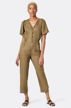 Joie Bramwell Linen Jumpsuit