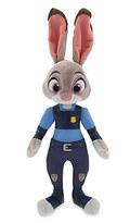 Disney Judy Hopps Plush - Zootopia - Small - 15''