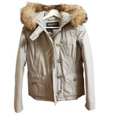 Woolrich Grey Synthetic Coats