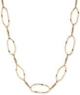 Lucky Brand Gold-Tone Collar Necklace
