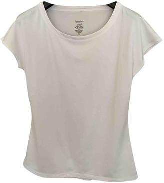 Sweaty Betty White Polyester Tops