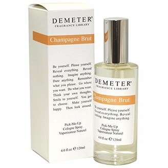 Demeter Champagne Brut By For Women. Pick-me Up Cologne Spray 4.0 Oz
