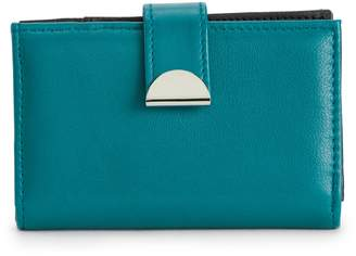 Apt. 9 RFID-Blocking Lambskin Tab Wallet
