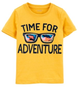 Carter's Toddler Boys Time For Adventure T-Shirt