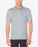 Perry Ellis Men's Multiple Paisley Shirt