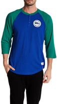 Mitchell & Ness NFL Seahawks Unbeaten Henley Shirt