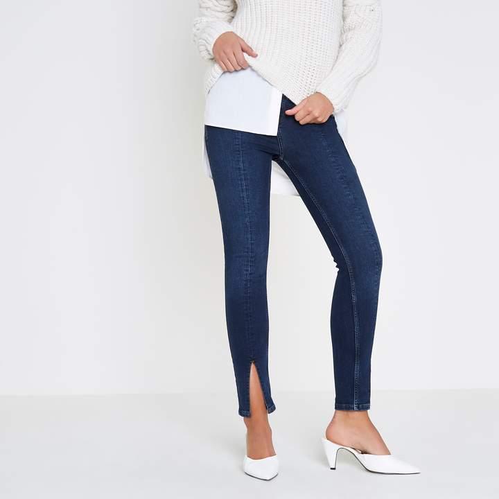 97b7145f91a Zip Hem Skinny Jeans - ShopStyle UK