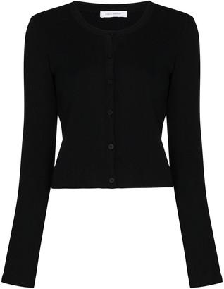 Womens Black Cotton Cardigan | Shop the world's largest