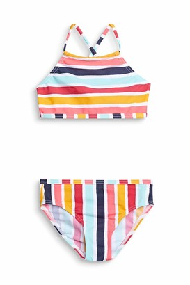 Esprit Girl's Treasure Beach Mg Bustier+Brief Bikini Set