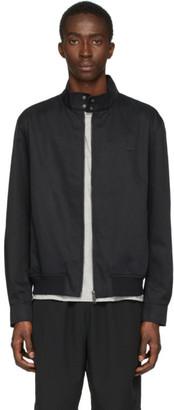 Lacoste Black Twill Jacket