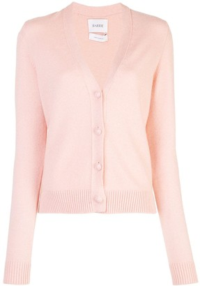Barrie Button Up Cardigan