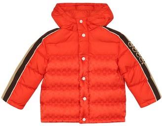 Gucci Kids Down puffer jacket