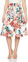 Eliza J Women's Separate Midi Skirt