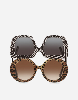 Dolce & Gabbana Up & Down Sunglasses