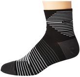 Nike Running Dri-Fit Lightweight Crew Crew Cut Socks Shoes