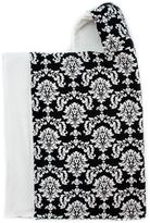 B.ella BundlesTM Snap Hooded Towel in Black Damask