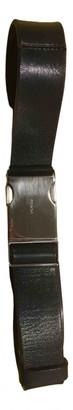 Prada Black Leather Belts