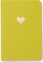 Vitra Soft Cover Pocket Notebook - Heart