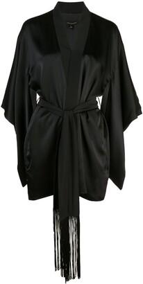 Kiki de Montparnasse Belted Kimono Robe