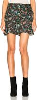 Veronica Beard Violet Mini Skirt