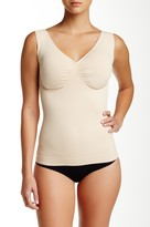 Joan Vass Seamless Compression Tank (Plus Size Available)