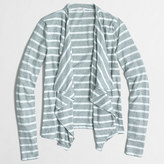 J.Crew Factory Always cardigan sweater in stripe