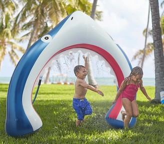 Pottery Barn Kids Inflatable Shark Arch Sprinkler