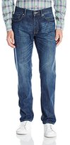 DKNY Men's Bleecker Jean Mercury Jean in Medium Wash