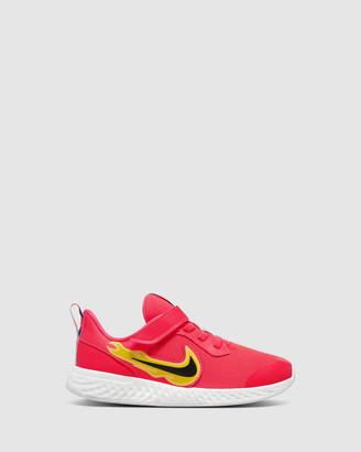 Nike Revolution 5 Fire Pre School
