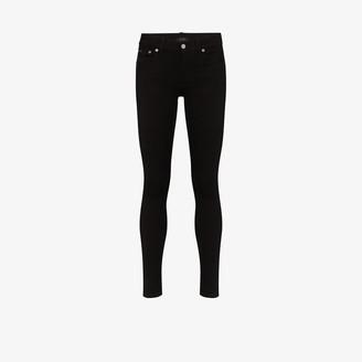 Polo Ralph Lauren Tompkins high waist skinny jeans