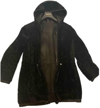 Fratelli Rossetti Black Shearling Coats